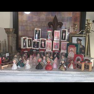 Barbie ornaments